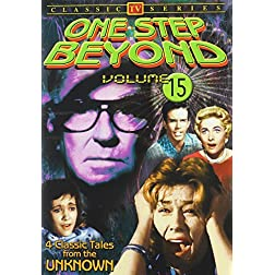 One Step Beyond, Vol. 15