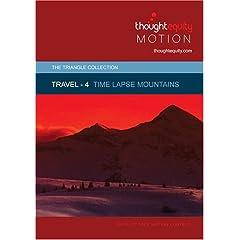 Travel 4 - Time Lapse Mountains