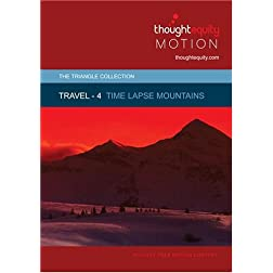 Travel 4 - Time Lapse Mountains