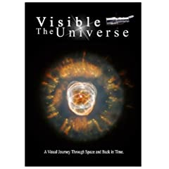 The Visible Universe DVD A visual journey through space and back in time. PAL