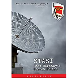 Stasi - East Germany's Secret Police