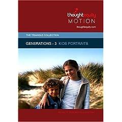 Generations 3 - Kids Portraits
