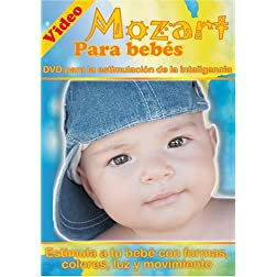 Mozart Para Bebes En DVD