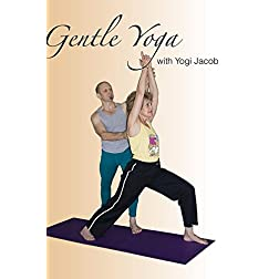 Gentle Yoga with Yogi Jacob