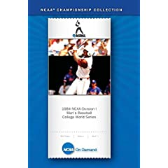 1984 NCAA Division I Men's Baseball College World Series Highlight Video