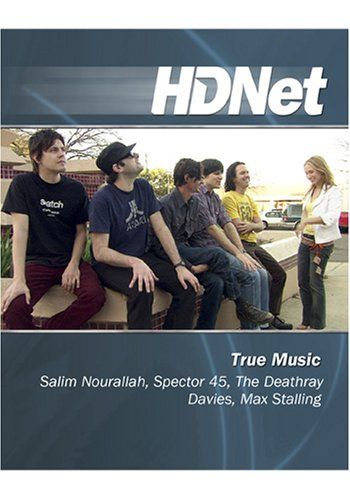 True Music: Salim Nourallah, Spector 45, The Deathray Davies, Max Stalling [HD DVD]