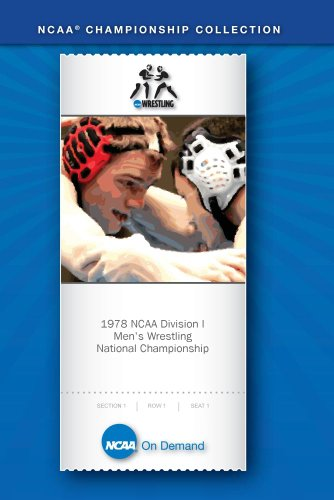 1978 NCAA Division I  Men's Wrestling National Championship