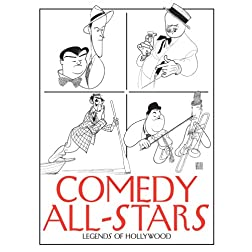 Legends of Hollywood - Comedy All-Stars
