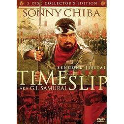 Time Slip (aka GI Samurai) Two-Disc Special Edition