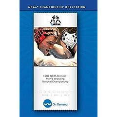 1987 NCAA Division I Men's Wrestling National Championship