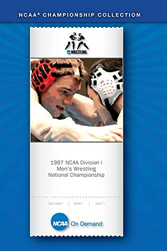 1987 NCAA Division I Men's Wrestling National Championship