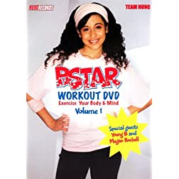 P-Star Workout DVD: Exercise Your Body and Mind, Vol. 1