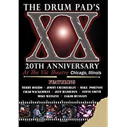 Drum Pad's 20th Anniversary Show