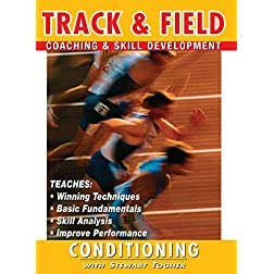 Track and Field: Conditioning with Stewart Togher