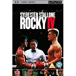 Rocky IV [UMD for PSP]