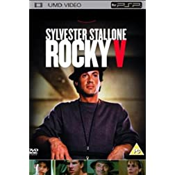 Rocky V [UMD for PSP]