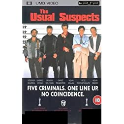 The Usual Suspects [UMD for PSP]