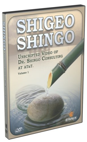 Shigeo Shingo: Unscripted Video of Dr. Shingo Consulting (Volume 1)