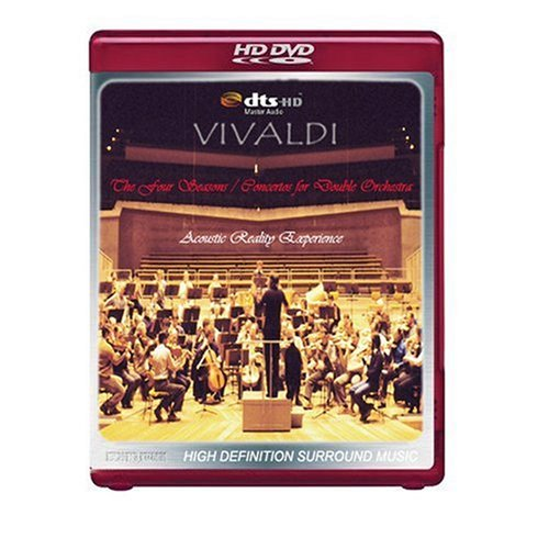 Vivaldi - The Four Seasons / Concertos for Double Orchestra - Acoustic Reality Experience [HD DVD]