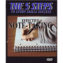 The 5 Steps Effective Note-Taking