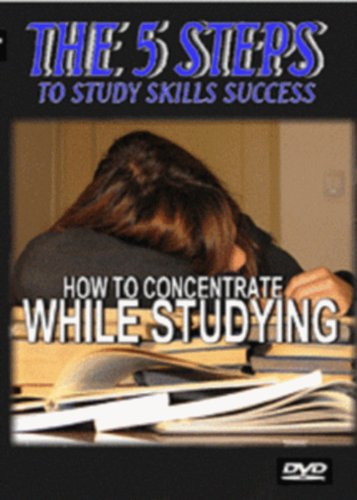 The 5 Steps How to Concentate While Studying