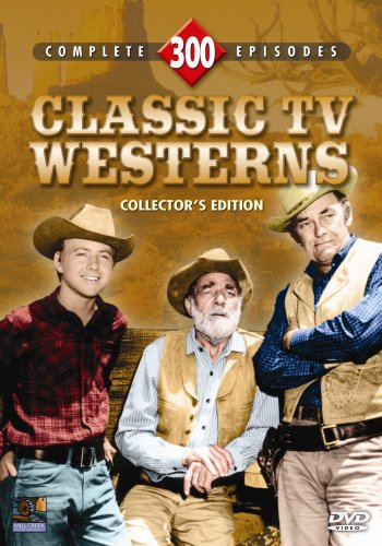 Classic TV Westerns 300 Episodes