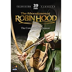 Adventures of Robin Hood - Complete First Season