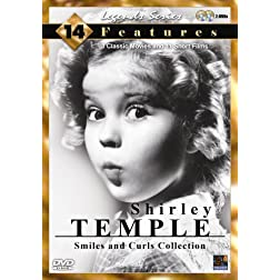 Shirley Temple: Smiles and Curls Collection
