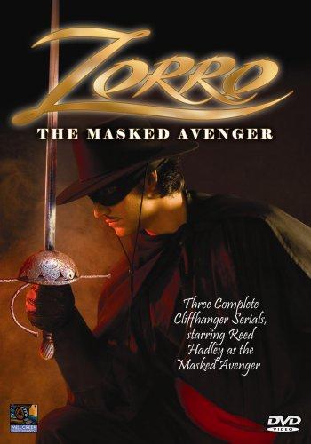 Zorro: The Masked Avenger