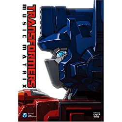 Transformer Theme Songs DVD Collection