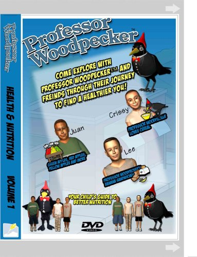 Professor Woodpecker's Healthier You