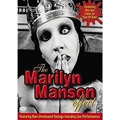 Marilyn Manson Effect