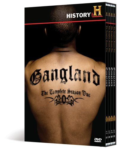 Gangland: The Complete Season One