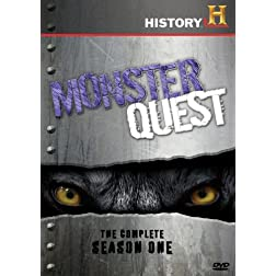 Monsterquest - Complete Season 1 (History Channel) (Steelbook)