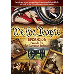 We The People: Provide For The Common Defense, Episode 4