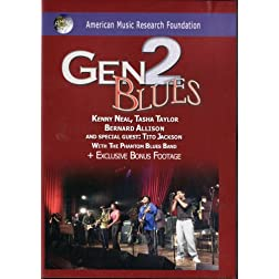 Gen2 Blues: Motor City Blues & Boogie Woogie Festival