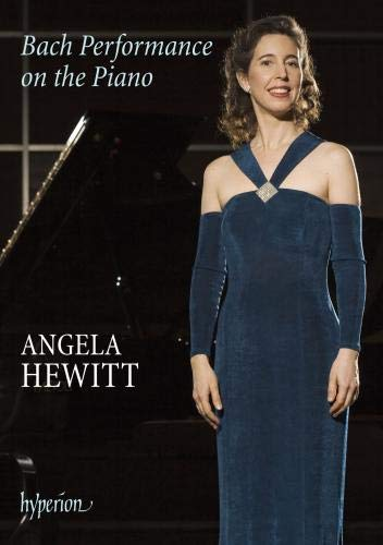 Bach Performance on the Piano [DVD Video]