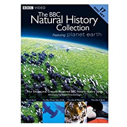 The BBC Natural History Collection (Planet Earth / The Blue Planet / The Life of Mammals / The Life of Birds)