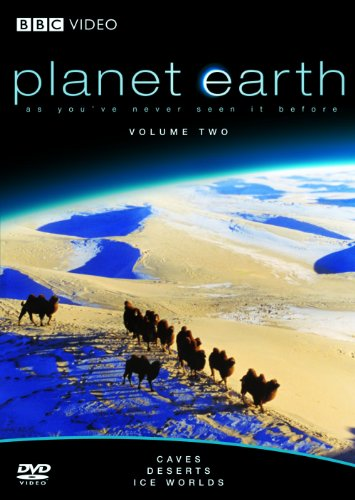 Planet Earth, Vol. 2: Caves/Deserts/Ice Worlds