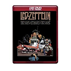 Led Zeppelin - The Song Remains the Same [HD DVD]