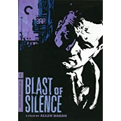 Blast of Silence - Criterion Collection