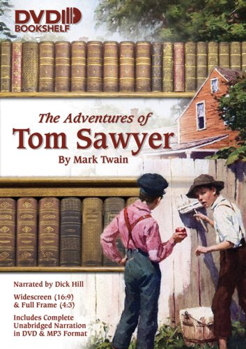 The Adventures of Tom Sawyer by DVDBookshelf