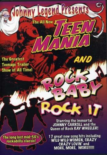 Johnny Legend Presents Rock Baby Rock It