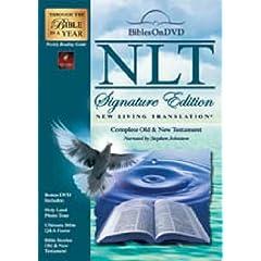 Bibles on DVD: New Living Translation Signature Edition