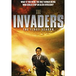 The Invaders - The First Season