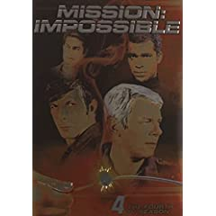 Mission Impossible - The Fourth TV Season