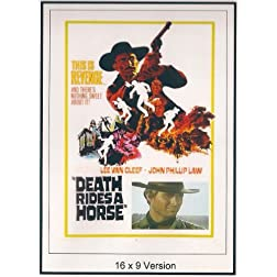 Death Rides A Horse 16x9 Version