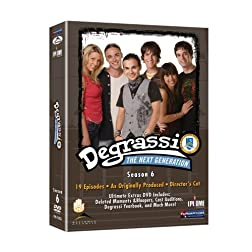 Degrassi The Next Generation - Season 6