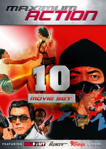 Maximum Action 10 Movie Set