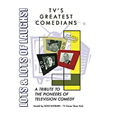 TV's Greatest Comedians - A Tribute to the Pioneers of Television Comedy